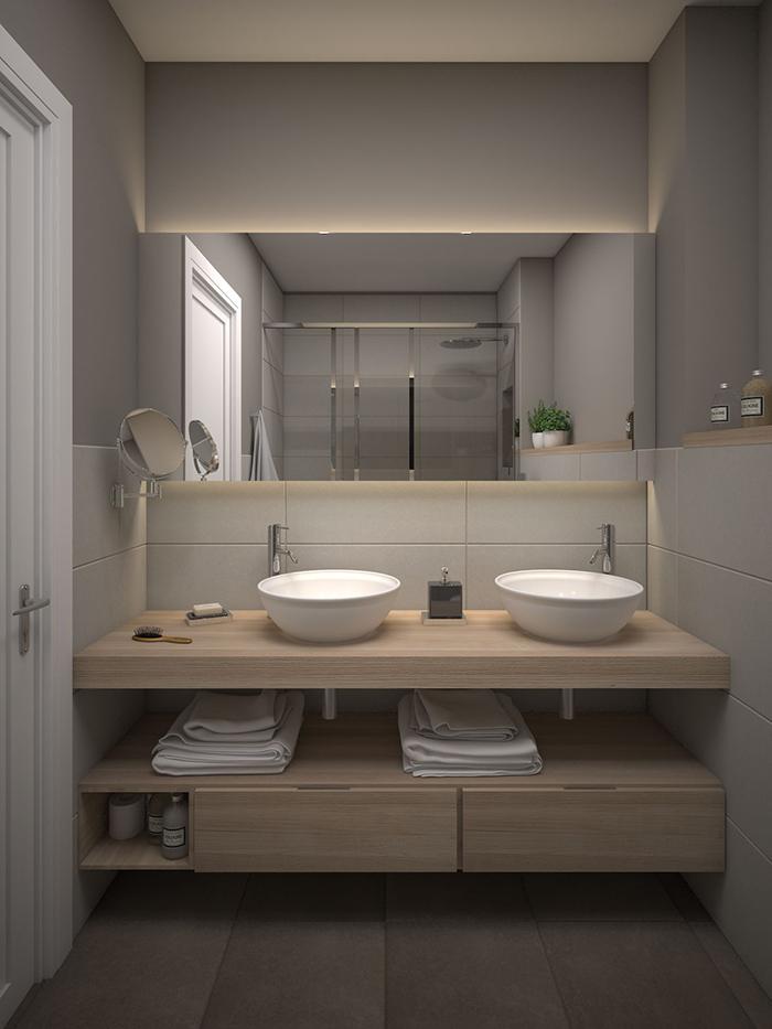 Reforma de baño principal en Bonanova