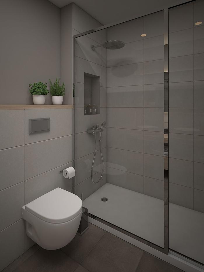 Reforma de baño de cortesía en Bonanova