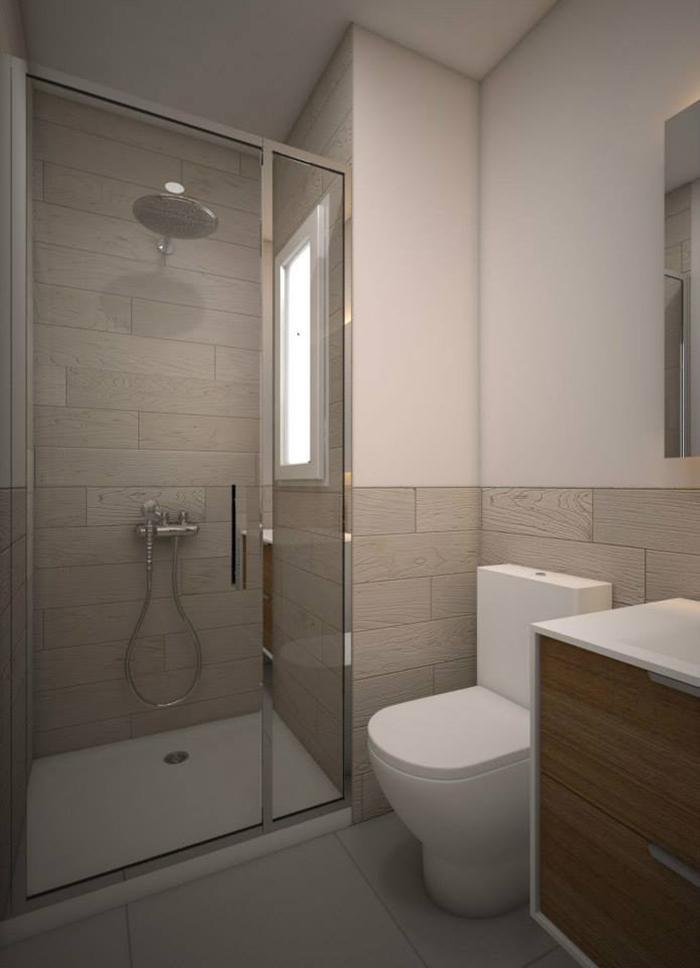 Baño para calle Poble Nou