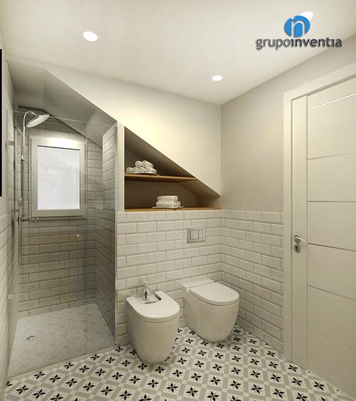 Proyecto de reforma de baño en Vilanova i la Geltrú