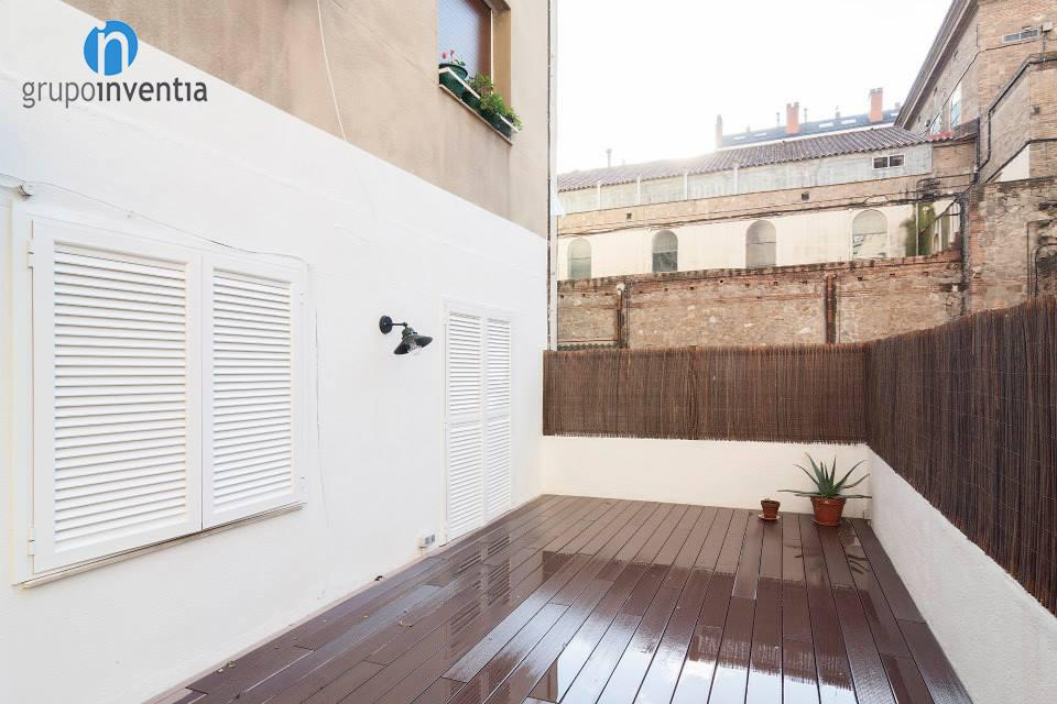 Reforma de terraza en barcelona grupo inventia - Reformas de terrazas ...