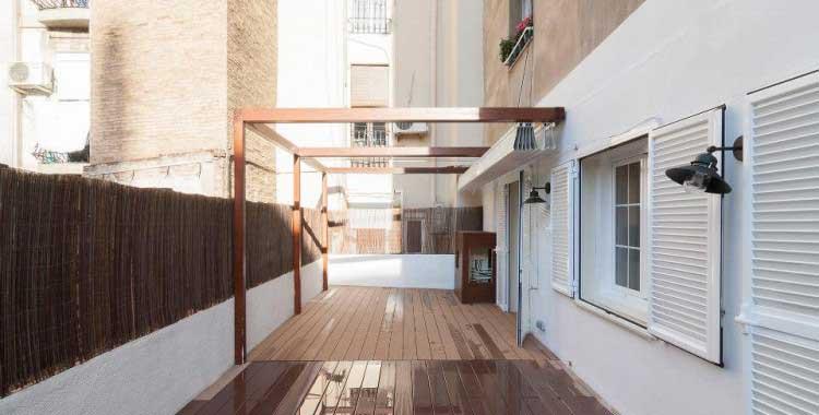 Reformas de terraza