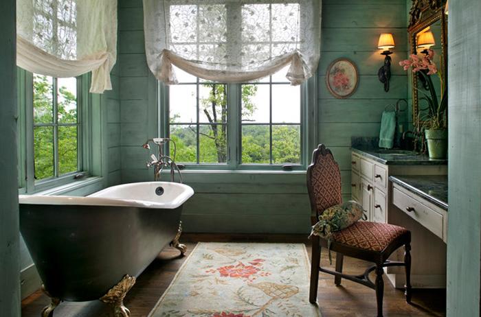 Estilo vintage para el cuarto de baño | Tendencias | Grupo Inventia
