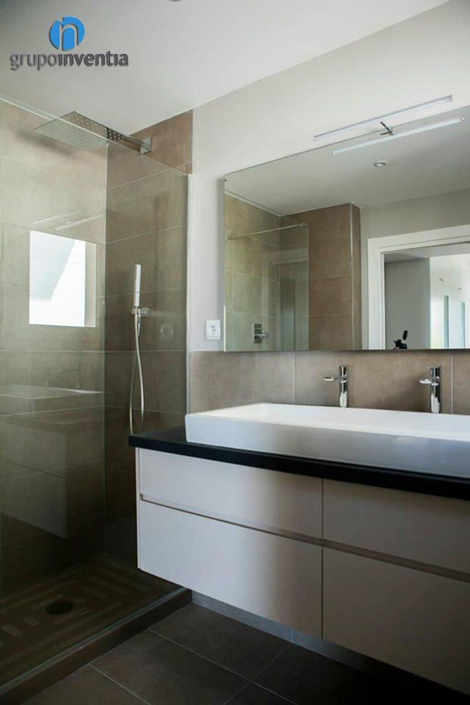 Reforma de baño suite