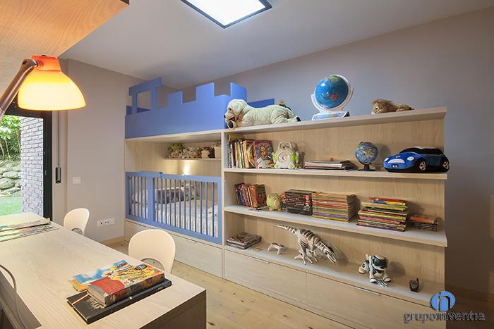 Reforma de dormitori infantil a sant cugat - Reformas sant cugat ...