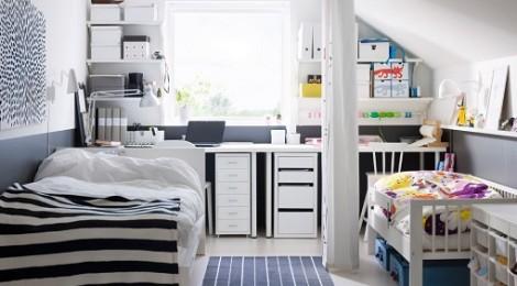 disear y amueblar un dormitorio juvenil