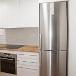 electrodomésticos de acero inoxidable