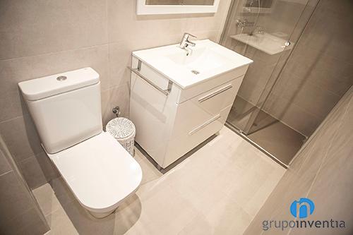 Reforma de baño equipado