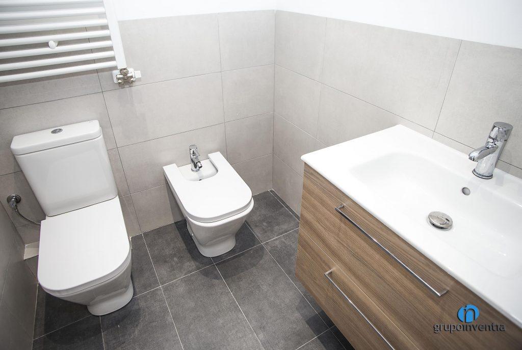 Baño equipado en Melcior de Palau de Barcelona