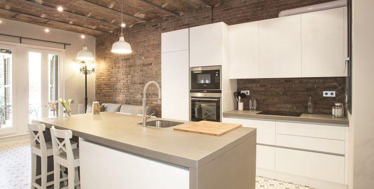reformas de cocina económicas en Barcelona