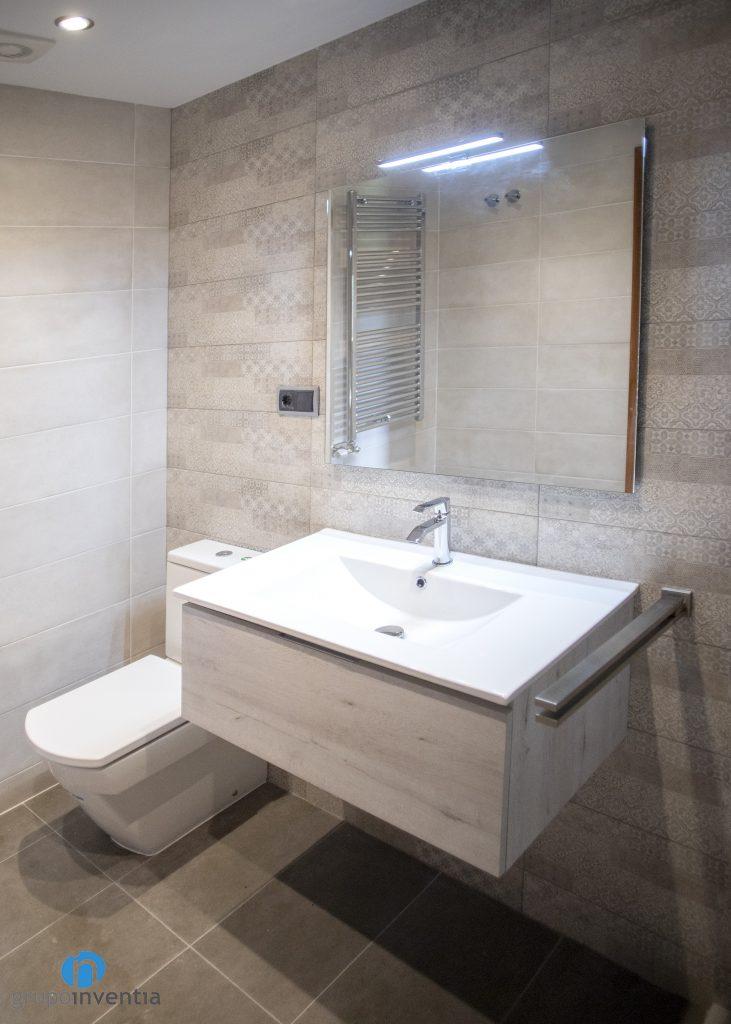 Reforma de baño en Sabadell