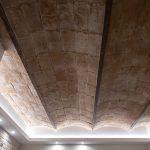 techo de ladrillo visto