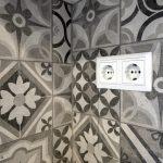 azulejos cuarto de baño vintage
