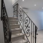 barandas de acero para escaleras
