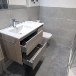 lavabo e inodoro