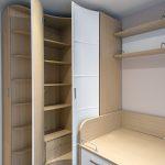 estanterías dormitorio