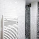 azulejos biselados blancos