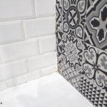 azulejos tipo hidráulico baño