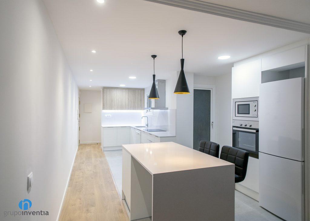 reforma de cocina en El Prat de Llobregat (1)