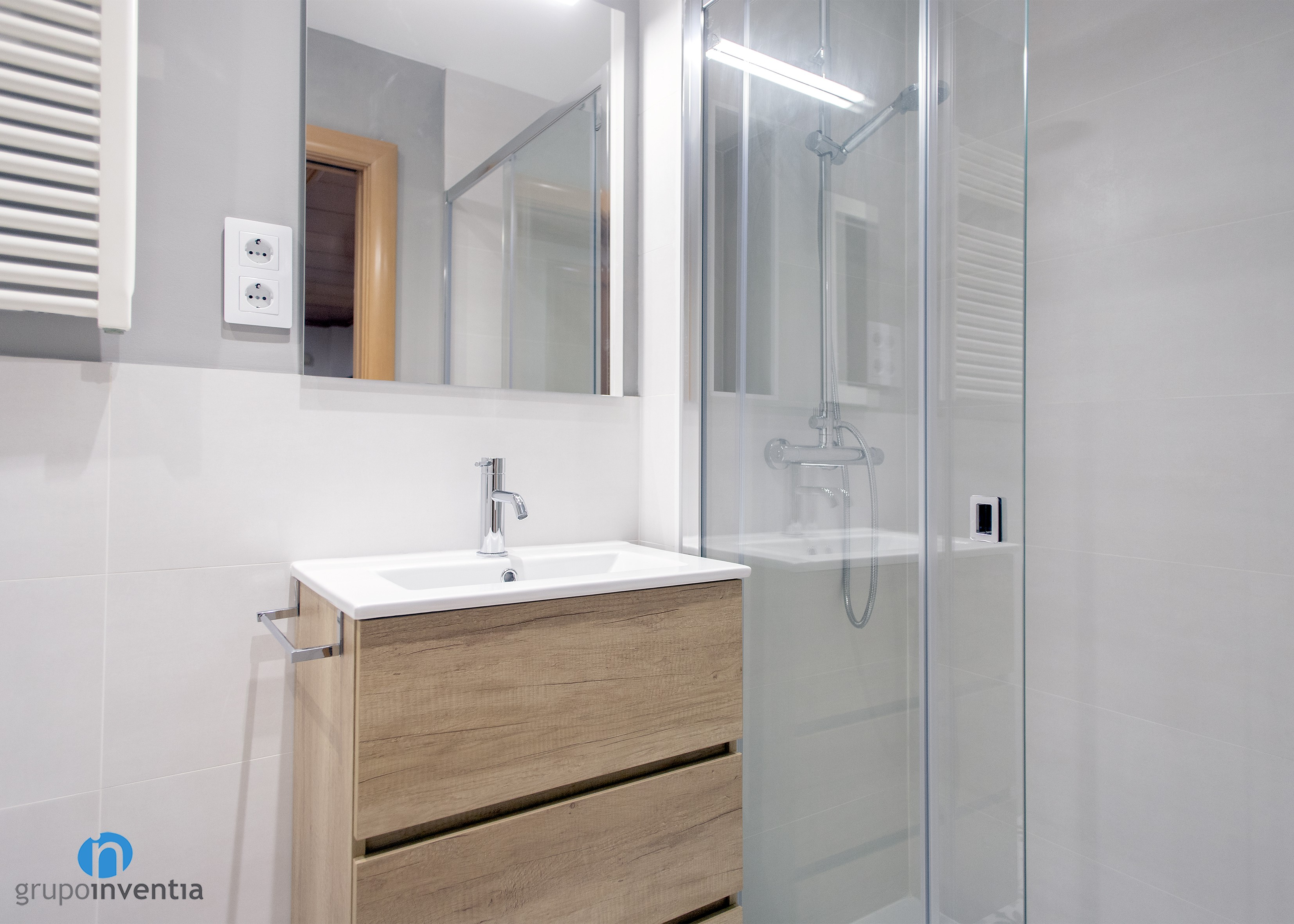 Reforma de baño en L\'Hospitalet de Llobregat - Grupo Inventia