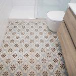 suelo hidráulico baño barcelona