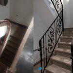 escaleras reformadas