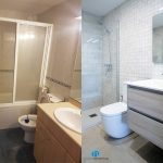 interiorismo baños barcelona