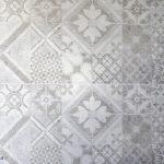 azulejos mosaico baño