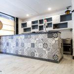 azulejos barra restaurante