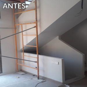 renovar escaleras