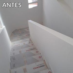 escaleras construcción
