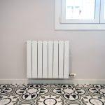 radiador cocina