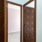marcos puerta madera