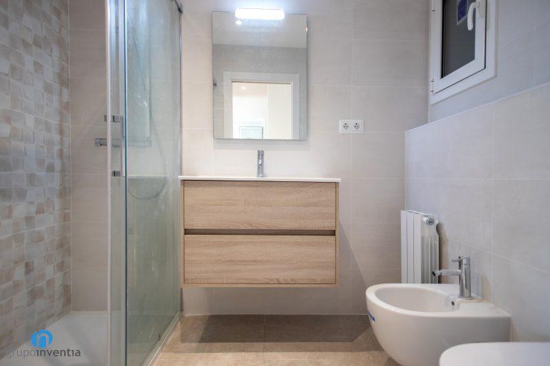 Reforma baño calle Mallorca Barcelona (1)