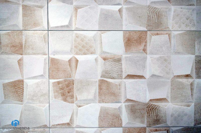 azulejos baño mosaico