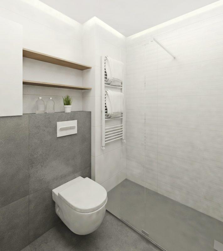 proyecto interiorismo cuarto de baño