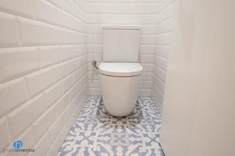 Reforma de baño en Barcelona (2)