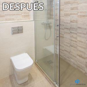 inodoro flotante baño