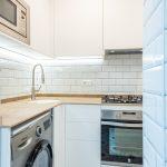 muebles blancos reforma de cocina