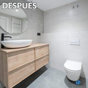 reforma baño imagen moderna
