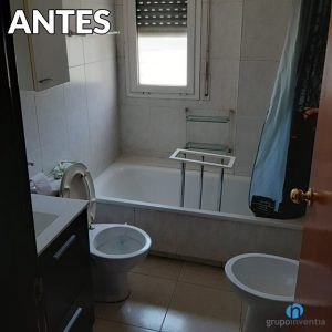 proyecto reforma baño