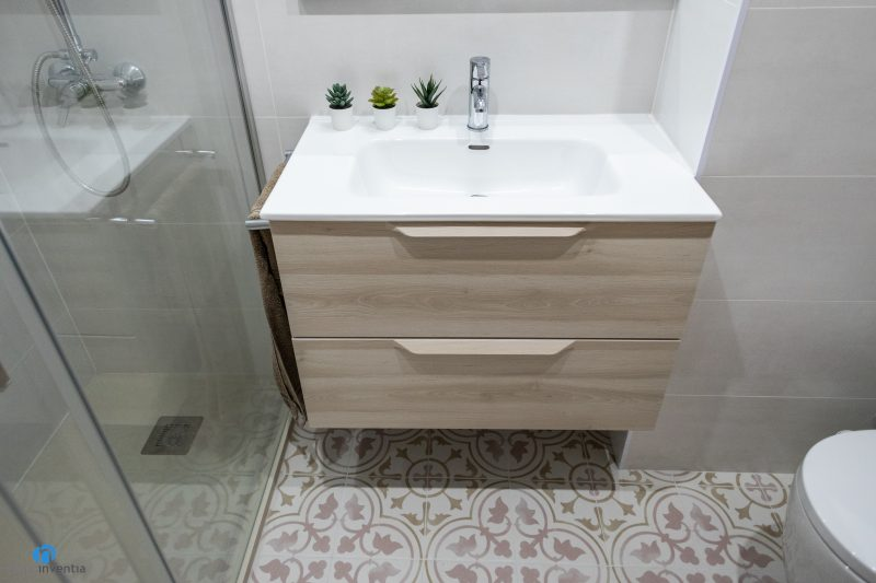Reforma de baños Barcelona Villarroel (10)